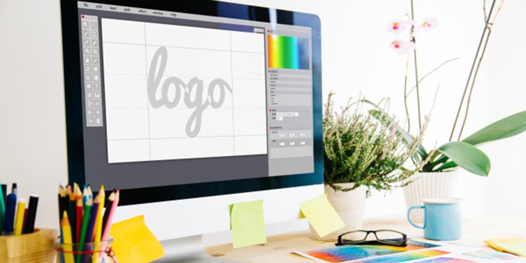 Logo design from sketch to digital