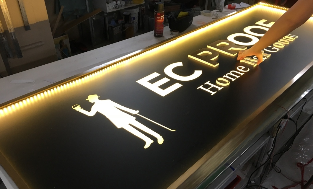 Handcrafted Signage By Our Master Crafters